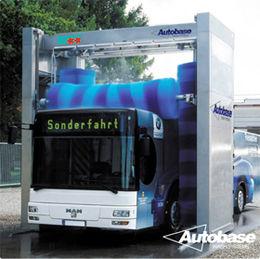 China Máquina de lavagem de caminhão ônibus personalizado, três-escova torno modo de limpeza fornecedor