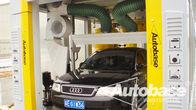 Equipamento automático TEPO-AUTO TP-701 da lavagem de carros do túnel exportadores