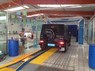 Escave um túnel a velocidade de lavagem muito rápida do whicn da máquina da lavagem de carros exportadores