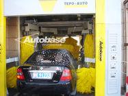 LAVAGEM DE CARROS do TÚNEL de TEPO-AUTO com a alta velocidade que lava 60-80 carros pela hora exportadores