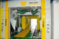 Máquina automática da lavagem de carros do túnel exportadores