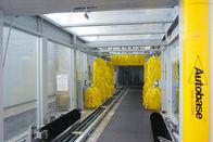 Máquina de lavar automática TEPO-AUTO do carro do túnel exportadores