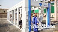 Sistemas da lavagem de carros do túnel com a escova da importação sem ferir a pintura exportadores